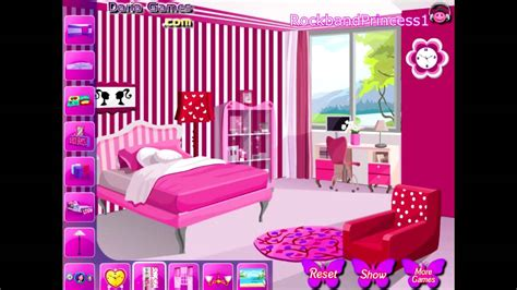 barbie  games barbie games barbie house decor game