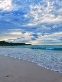 most beautiful beaches in the world cloudy day at one of the most beautiful beaches in the