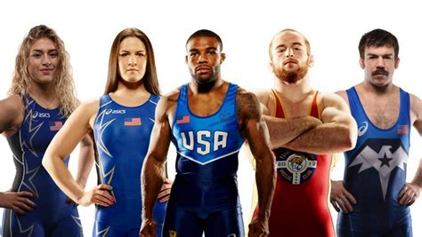 awn wrestling returning olympic chions new olympic wrestling stars