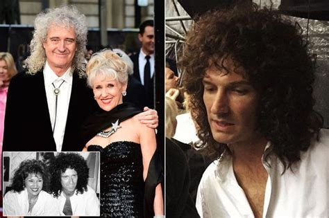 brian may young gwilym lee simon and yasmin le bon still chic on red carpet with