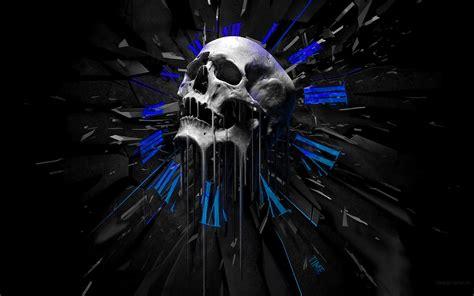 wallpaper 3d skull 3d skull wallpapers hd wallpapers