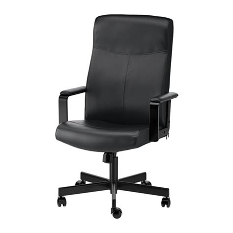 black swivel chair millberget swivel chair bomstad black ikea