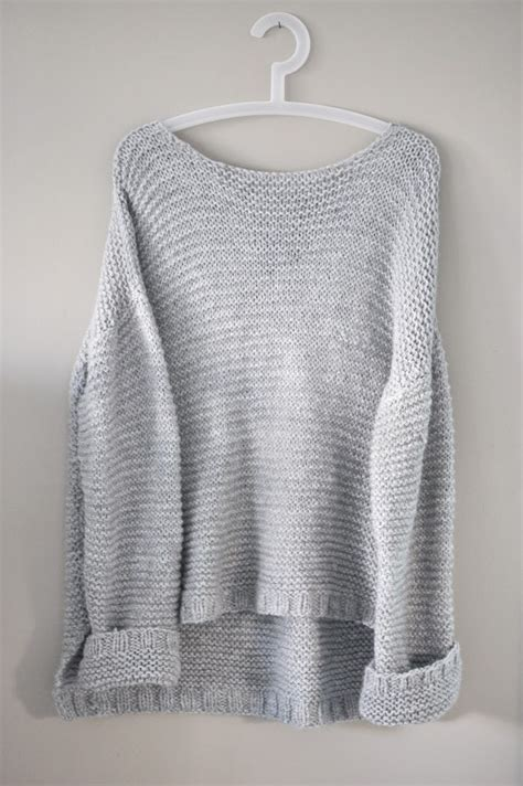 how to knit a pullover sweater for beginners best 25 sweater knitting patterns ideas on