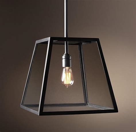 Filament Pendant Pendants Restoration Hardware Restoration Hardware Lighting Pendant
