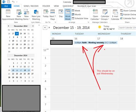 make outlook calendar event calendar outlook shows all day events in adjacent time