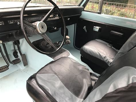 Scout Interiors by International Scout Rides Like A Tractor Should Second