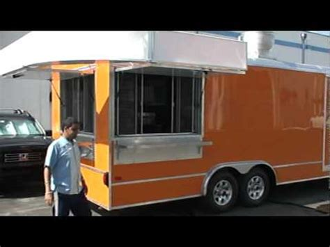 concession trailer awnings 8 5ft x 18ft concession trailer how to save money and do it yourself