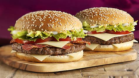 bid tasty takeaway mcdonald s angus big tasty with bacon