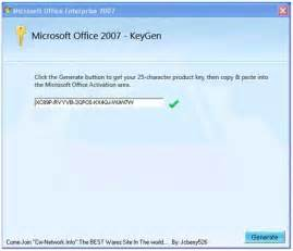 ms office serials n keygens