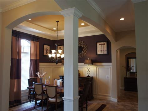 dining room columns decorative dining room column