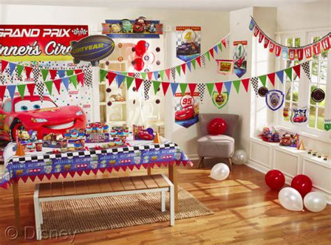how to make birthday decorations at home disney and hallmark create at home birthday party kits a