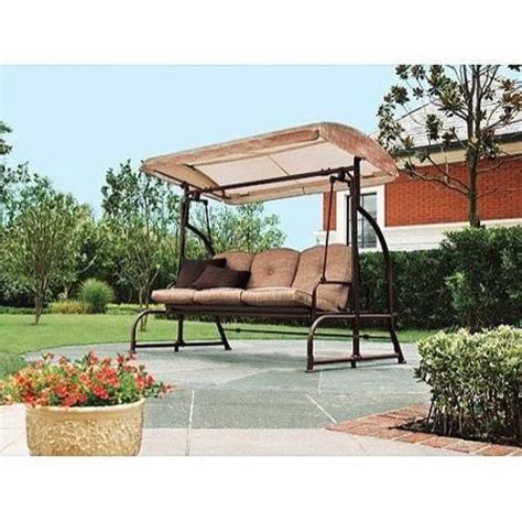 3 seater garden swing replacement canopy product reviews and prices shopping com