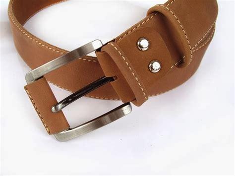 Sabuk Rell Kulit Asli Genuine Leather Belt denim leather belt