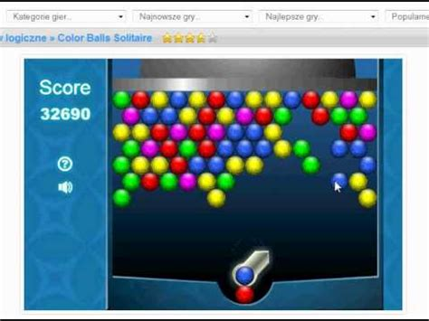 color balls solitaire game color balls solitaire runda 5 youtube