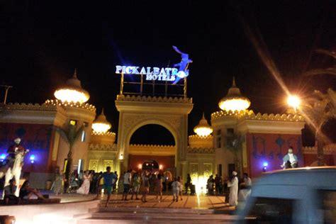 fantasia show hurghada  nacht ausflug alf leila wa