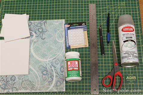 Decoupage Tools And Materials - decoupage tools and materials decoupage tools and