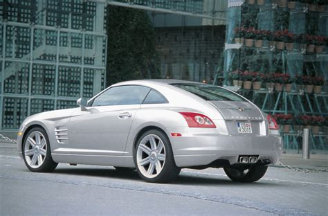 chrysler crossover chrysler crossfire car models