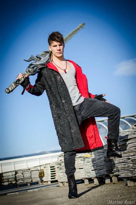 dmc devil may cry 5 dante dante dmc 5 cosplay by gnefilim on deviantart