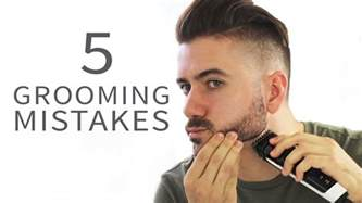 hair grooming tips for 5 grooming mistakes men make facial hair tips for men
