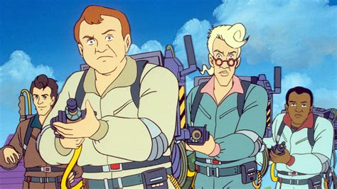 Ghostbuster Series The Real Ghostbusters Is Now On Netflix Den Of