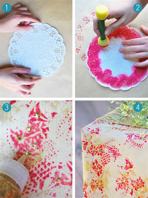 Wrapping Paper Craft Ideas - craftionary