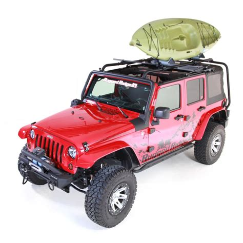 jeep kayak rack dual kayak rack for jeep wrangler cosmecol