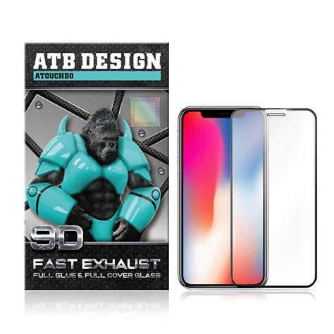 atb design  full glue tempered glass iphone