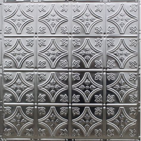 Metal Ceiling Tiles by 103 Tin Metal Ceiling Tile Fleur De Lis 6 Inch Pattern
