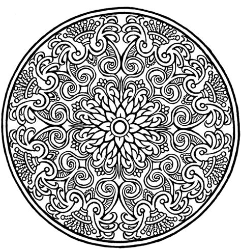 mystical mandala coloring book free welcome to dover publications