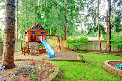 Backyard Toddlers 15 Ultra Kid Friendly Backyard Ideas Install It Direct