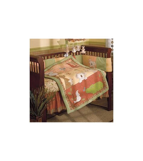 Baby Martex Down Under 4 Piece Crib Bedding Set By Cocalo By Cocalo Crib Bedding
