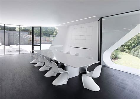futuristic contemporary room design 56 as well as house contemporary residence with futuristic design in germany