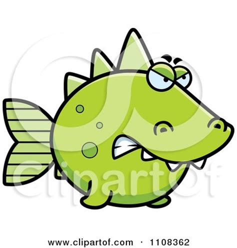 Next Green Dino Large royalty free fish illustrations by thoman page 6