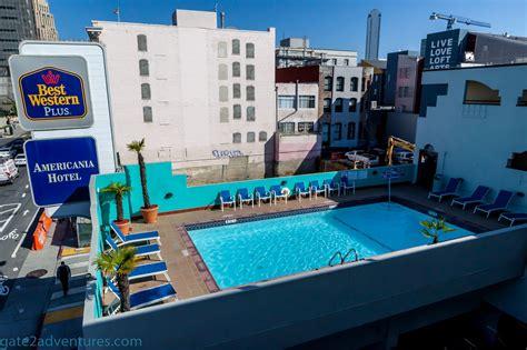 best western san francisco hotel review best western plus americania in san
