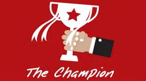 the project champion a management best practice