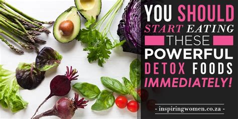 Most Powerful Detox by Top 10 Powerful Detox Foods You Should Start