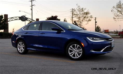 chrysler limited road test review 2015 chrysler 200 limited is thisclose