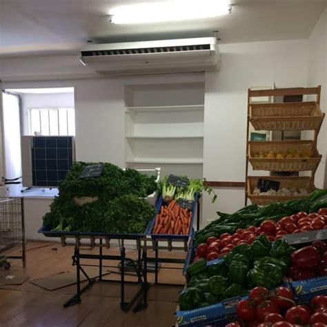 chambre froide pour fruits et l馮umes eurofroid installation d une chambre froide positive