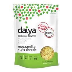 Homestyler Alternative mozzarella style shreds daiya foods deliciously dairy
