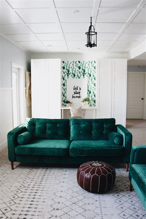 green velvet couch ikea best 25 velvet couch ideas on pinterest velvet sofa