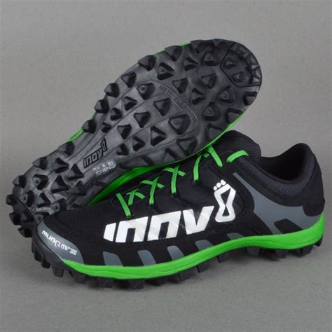 mudclaw running shoes buy inov8 mudclaw 300 in black grey and green at northern