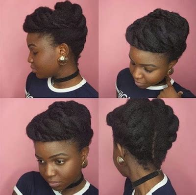 older women with 4c hair best protective natural hairstyles for 4c hair beautiful