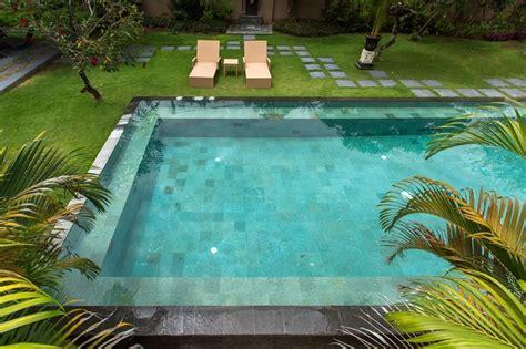 Sofa Bed Sukabumi pedra hijau tiles asian pool other