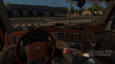 Volvo Vnl 780 Interior Cabin by Volvo Vnl 780 Ets 2 Mods Part 7