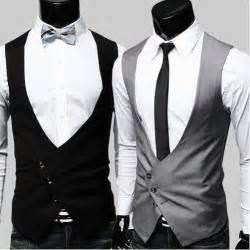 Style mens dress wedding men s suits suit vest vest men