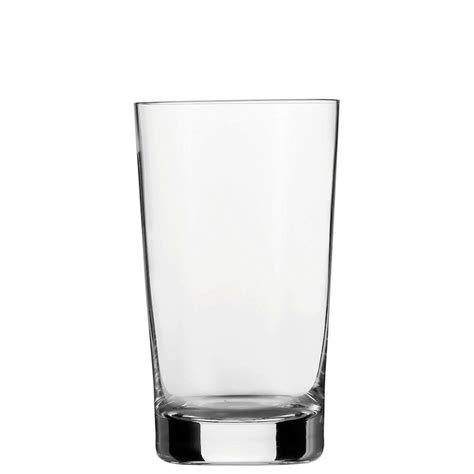 Glasses For Bar Drinks Schott Zwiesel Basic Bar Tumblers Soft Drink Glass Set