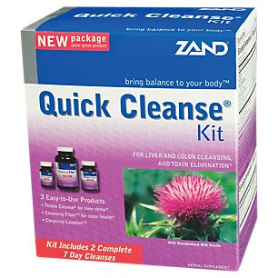Vitamin Shoppe Detox Reviews by Cleanse Kit 1 Kit By Zand Herbal At The Vitamin Shoppe