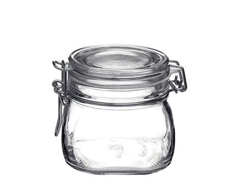 vasi bormioli vaso in vetro con chiusura ermetica 500 ml bormioli