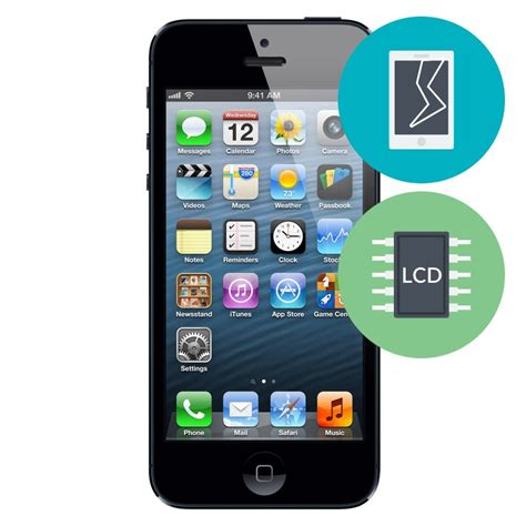 Service Lcd Iphone 5 repair service touch screen iphone 5 mail in service for