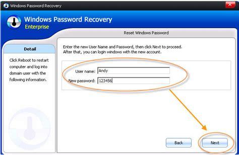 windows password reset enterprise smartkey windows password recovery ultimate how to reset